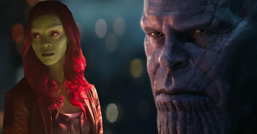 Nuevo cómic de Thanos explicará su vínculo con Gamora