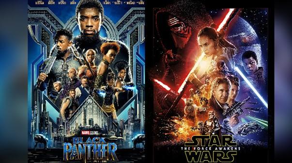 02 Black Panther, primer filme de superhéroes nominada a Mejor Película