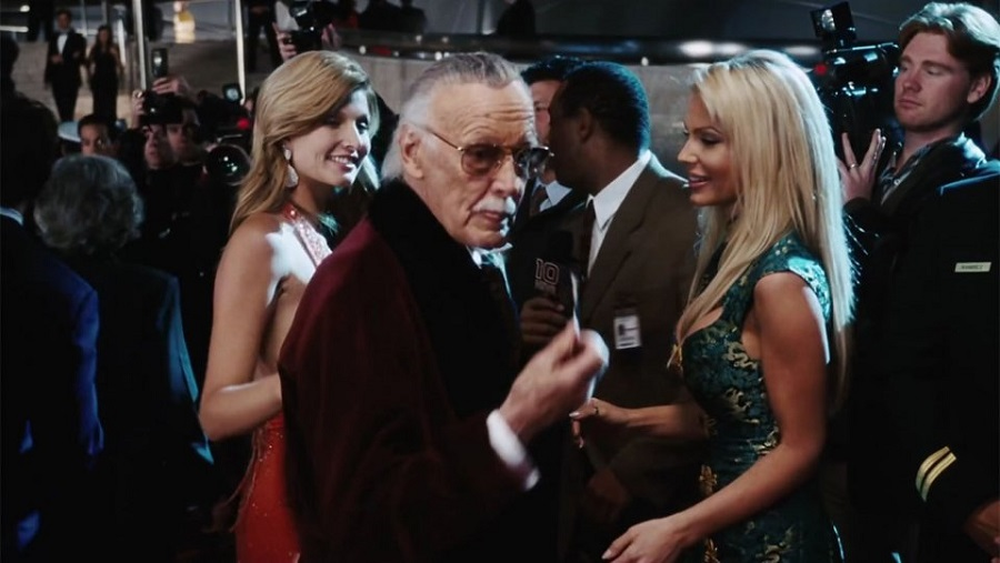 01 El ultimo cameo animado de Stan Lee esta en Black Panthers Quest