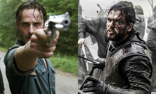 02 The Walking Dead tendrá su 'Boda Roja' en la novena temporada