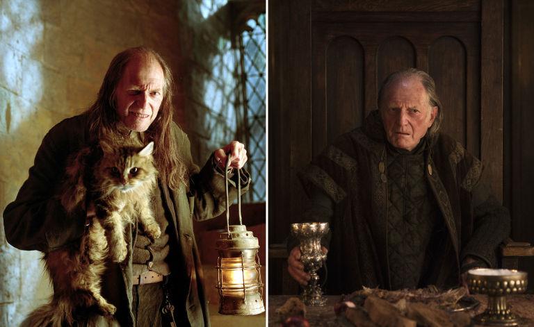 02 Actores de Harry Potter que trabajaron en Juego de Tronos