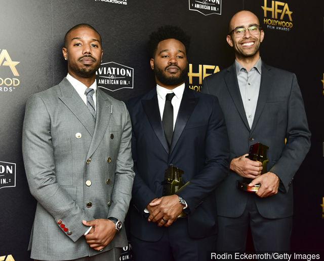 03 Black Panther, primer filme de superhéroes nominada a Mejor Película