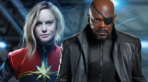 02 Samuel L. Jackson dice que Capitana Marvel impactara como Black Panther