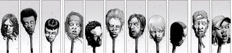 03 The Walking Dead tendrá su 'Boda Roja' en la novena temporada