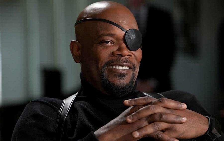 03 Samuel L. Jackson dice que Capitana Marvel impactara como Black Panther