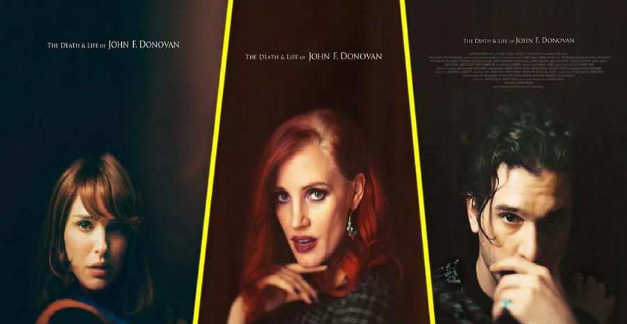 03 La Muerte y vida de John F. Donovan Trailer muestra a Kit Harington en un caos