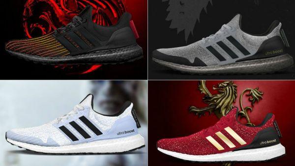 01 Adidas lanza linea de zapatillas inspirada em Juego de Tronos