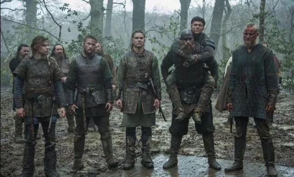 01 Vikings estrena el primer trailer de su sexta temporada