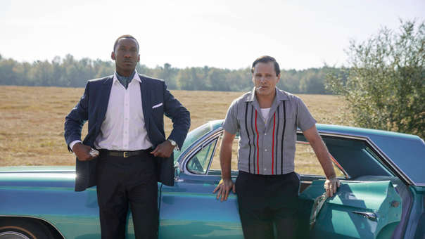 02 Green Book gana la categoria a mejor pelicula