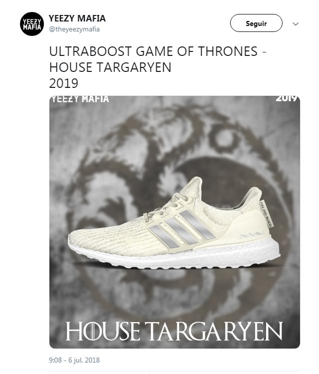 03 Adidas lanza linea de zapatillas inspirada em Juego de Tronos
