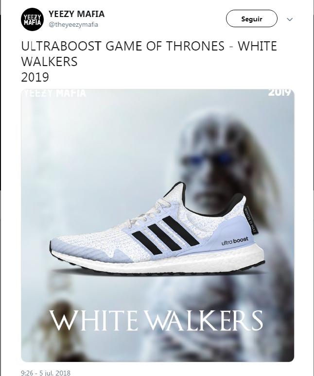04 Adidas lanza linea de zapatillas inspirada em Juego de Tronos