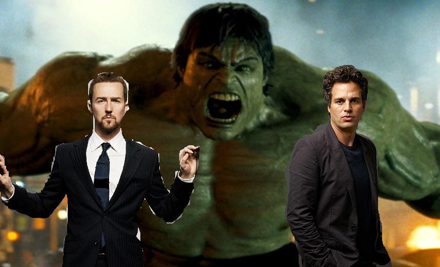 Avengers: ¿Por qué Mark Ruffalo reemplazó a Edward Norton en el papel de Hulk?