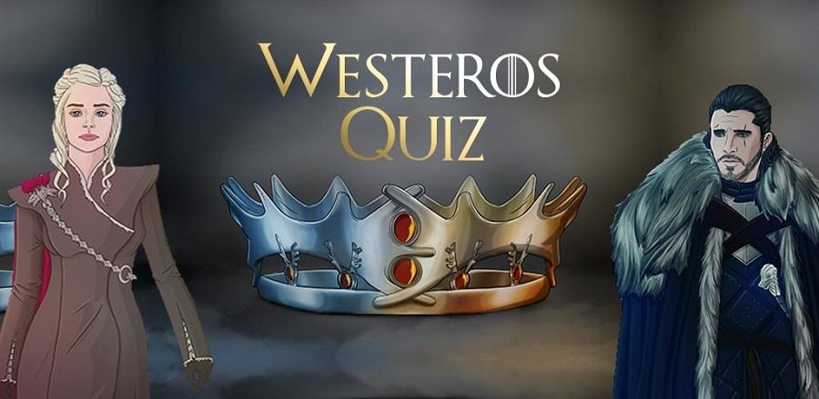 Westeros Quiz