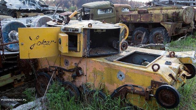Joker, el robot que intentó limpiar Chernobyl y murió en el acto