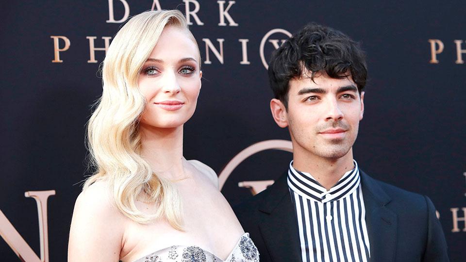 Juego de Tronos: Joe Jonas casi besa a la doble de Sophie Turner