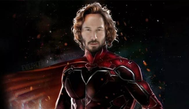 Keanu Reeves en la mira para interpretar a Adam Warlock Fase 4 UCM