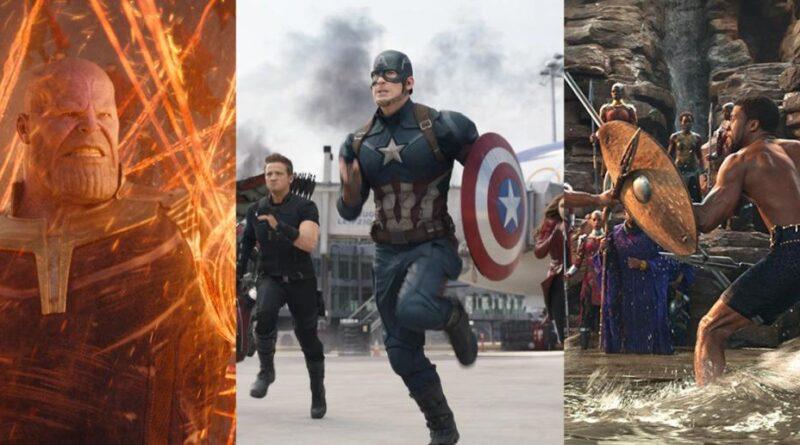 Ranking de batallas del Universo Cinemático Marvel