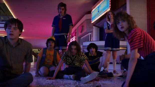 Stranger Things 3: Imágenes promocionales y la sinopsis oficial
