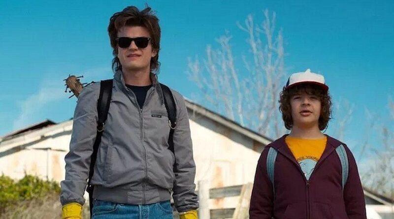 Stranger Things: Spot de Coca Cola muestra amistad de Dustin y Steve
