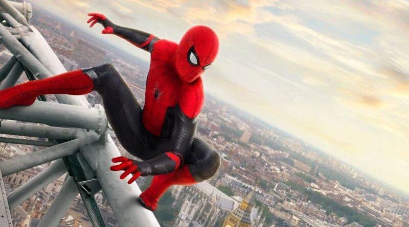Tuit de Marvel alborota fans y crean teorías sobre Spider-Man Far From
