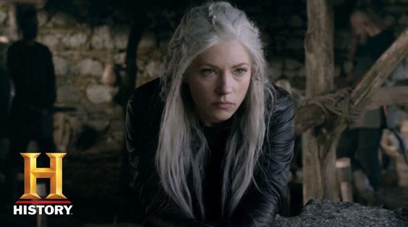 Vikings sexta temporada: Lagertha retorna a Kattegat