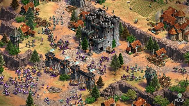 Age of Empires II: Definitive Edition en 4K se estrenará en septiembre