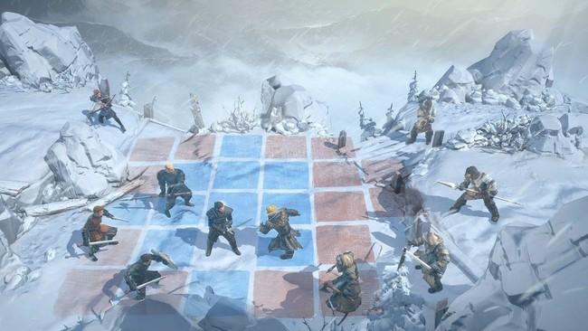 Beyond the Wall juego que desarrolla historia previa a Juego de Tronos