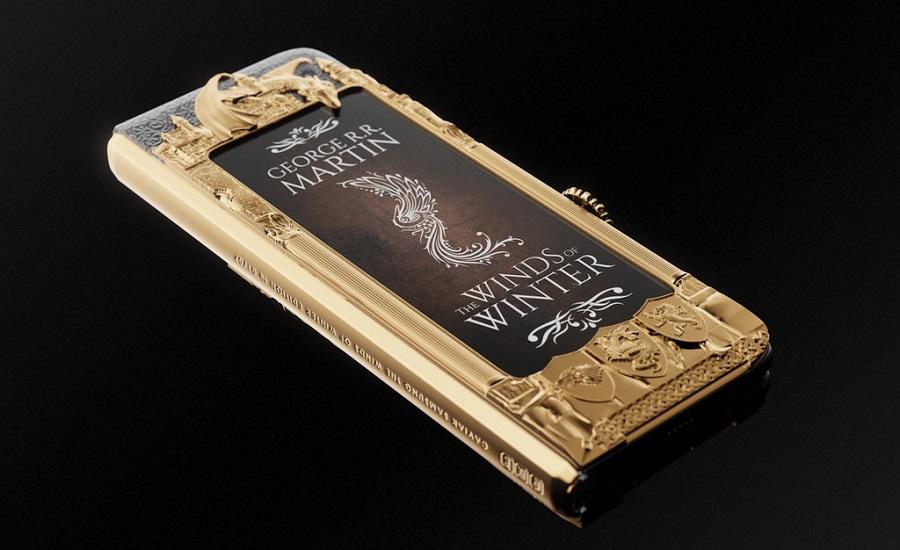 Samsung Galaxy edición Juego de Tronos costará cuatro veces más