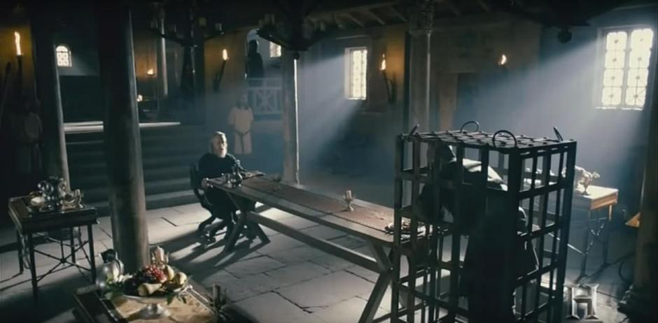 Vikings: Lo dificil que fue el rodaje de la muerte de Ragnar Lodbrok
