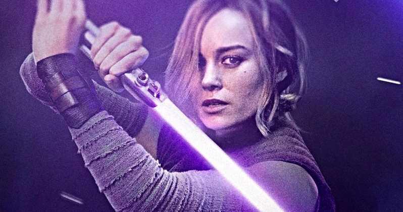 Brie Larson viste como Jedi y cuenta con aprobación de Mace Windu