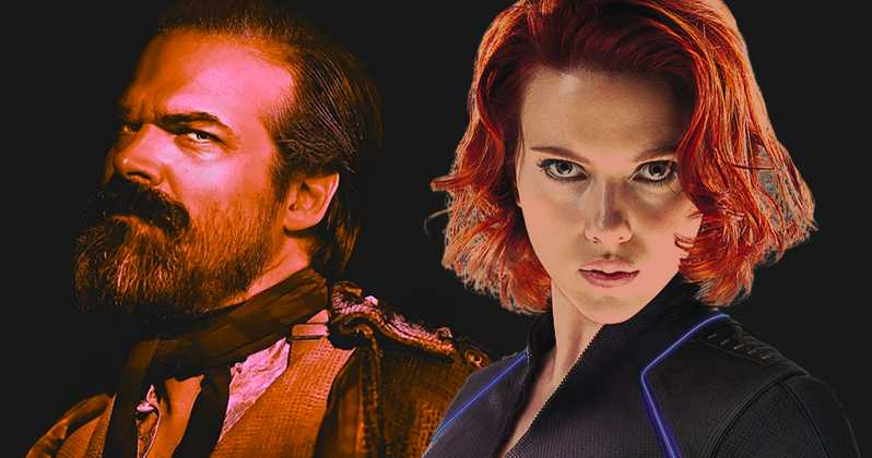 David Harbour estará en la película Black Widow como el Guardián Rojo