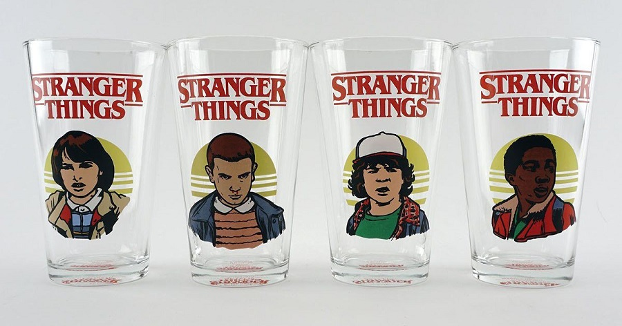 Regreso a los 80 el merchandising ochentero que trae Stranger Things