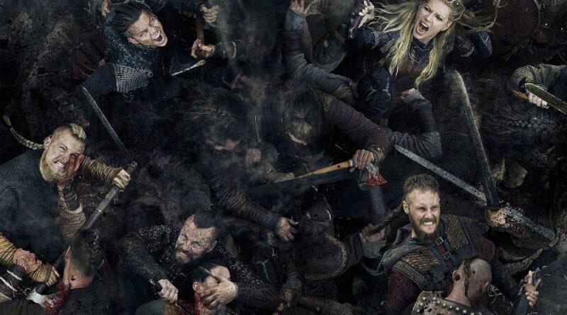 Se filtra imagen sobre muerte protagónica en Vikings última temporada