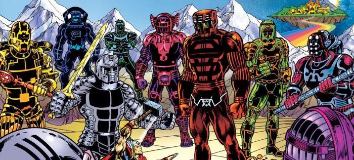 The Eternals: Marvel Fase 4 comparte arte conceptual de la película