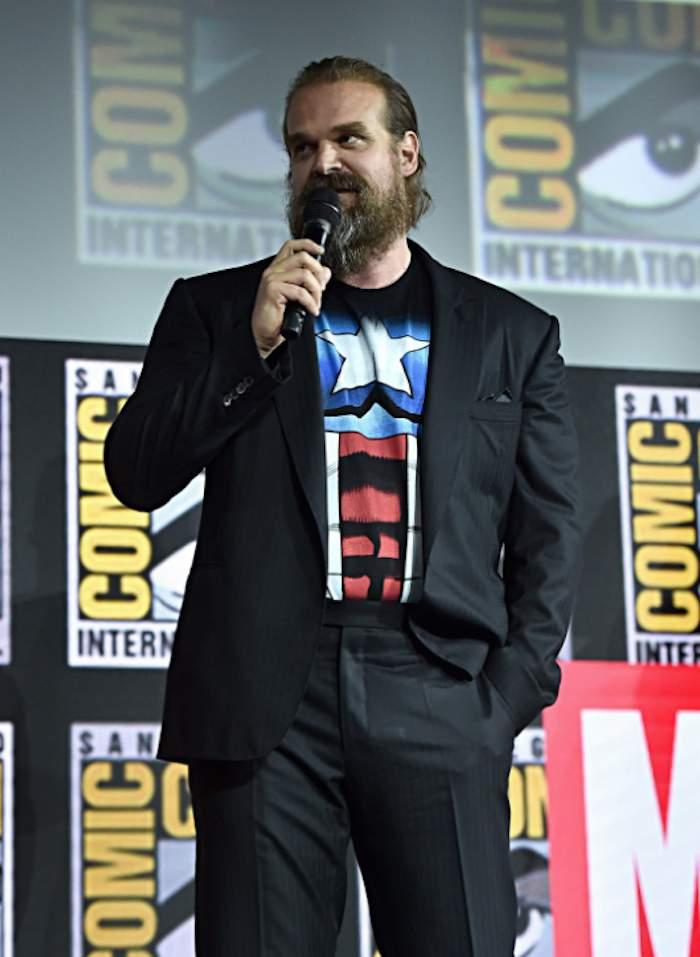 David Harbour estará en la película Black Widow como el Guardián Rojo
