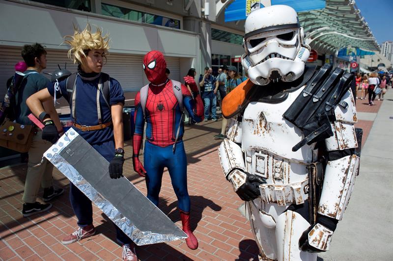El origen de la Comic-Con, el mayor evento de fans del cine y la TV