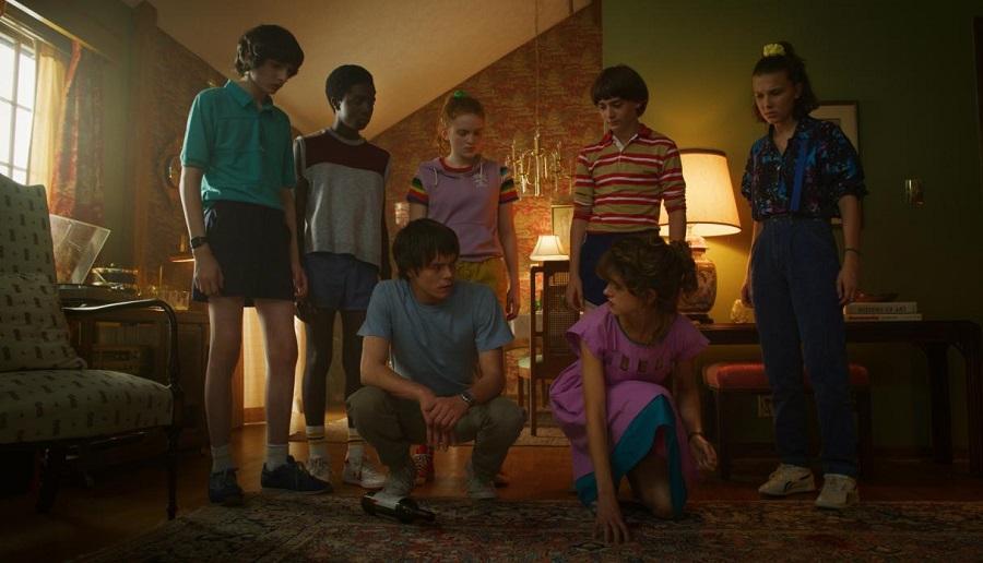 Netflix en Julio estrenos Stranger Things Caballero del Zodiaco y más