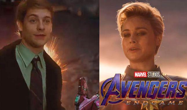 ¿Lo notaste? Tobey Maguire hizo su aparición en Avengers: Endgame