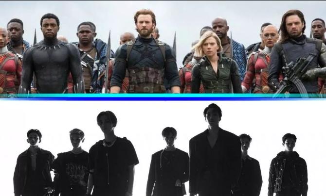 ¿Marvel debutará en el K-pop? Presentan a los Avengers de Sur Corea