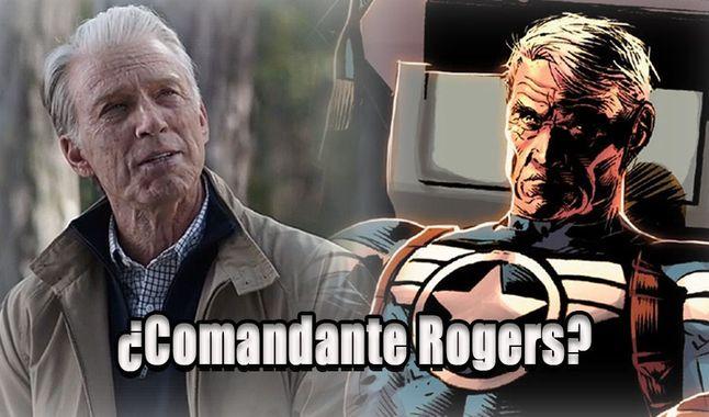 Chris Evans retornaría al Universo Marvel como el Comandante Rogers