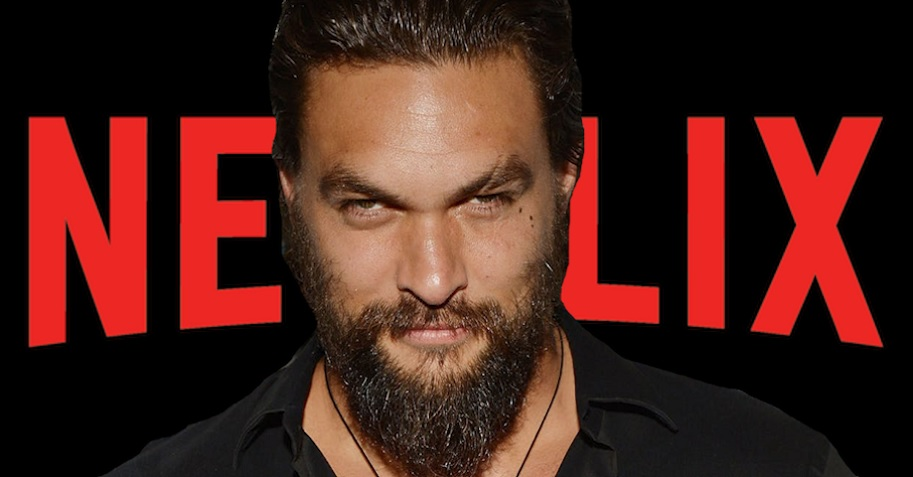 "Jason Momoa protagonizará ""Sweet Girl"" la nueva serie de Netflix"