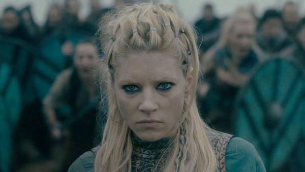 Katheryn Winnick da detalles sobre la sexta temporada de Vikings