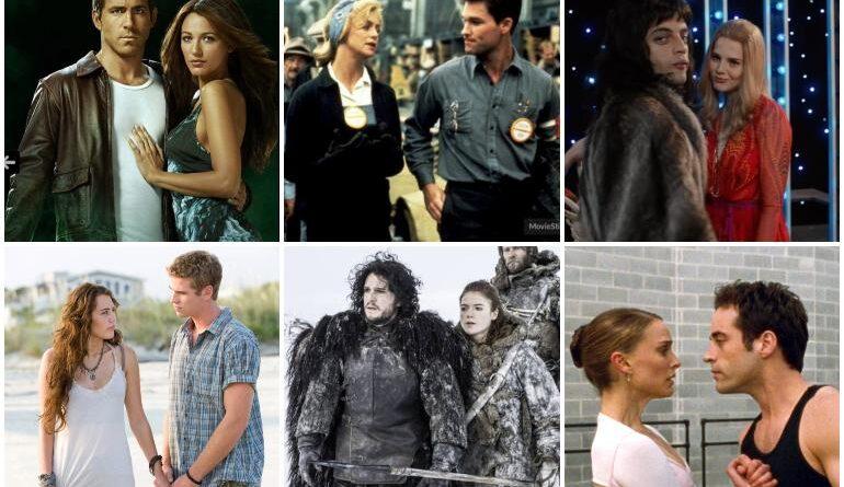 Parejas de cine y TV que se enamoraron en el set