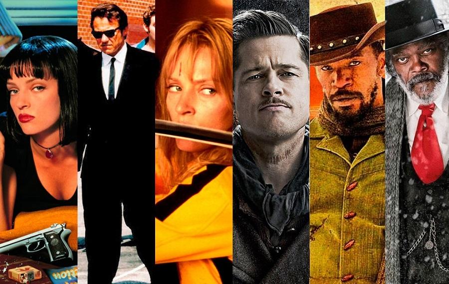 Ranking de películas de Quentin Tarantini, de la peor a la mejor