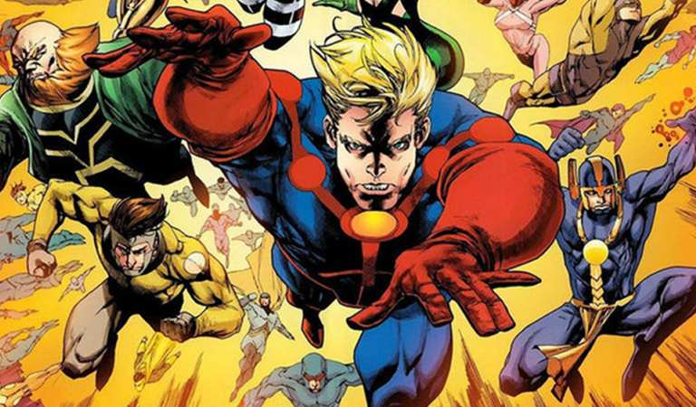 The Eternals: guía definitiva sobre los nuevos personajes de Marvel