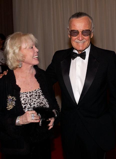 Último cameo de Stan Lee no fue en ninguna película de Marvel