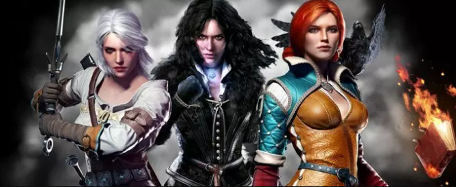The Witcher: Estos son los personajes principales que la conforman