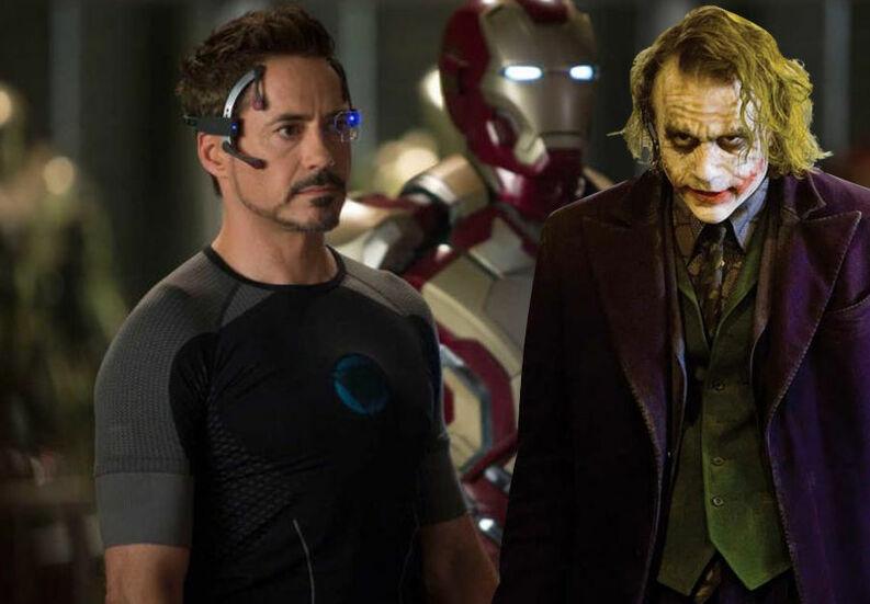 Todd Philips planea hacer una película de Iron Man al estilo de Joker