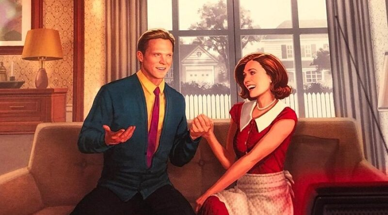 WandaVision de Marvel será una sitcom que evolucionará a película