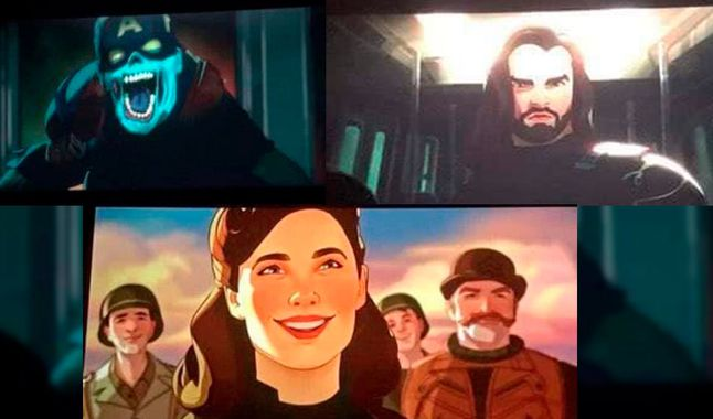 What if Revelan imágenes de la serie animada de Marvel